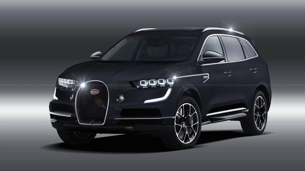 `2020 Bugatti SUV Concept